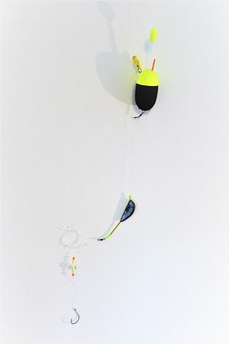 Halibut Float System Rig V.2 Heilbutt Pose Seehecht Heilbuttpose Komplettsystem Posenmontage