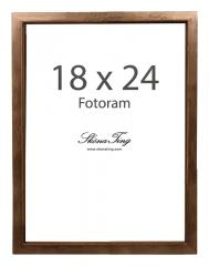Sköna Ting Foto - Holzrahmen klein 18x24cm mit Acrylglas für Fischposter