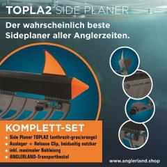 Anglerland Topla 2 Sideplaner Topla2 Side Planer